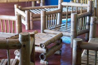 bambuszbútor