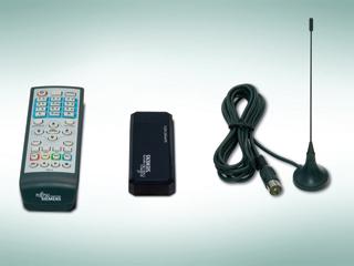 Digitális TV tuner USB csatlakozóra