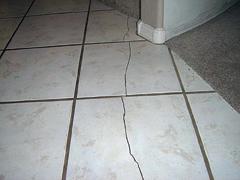 Kerámia padlók javítása