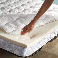 memory foam anyagú matracok felveszik a test alakját és szinte a súlytalanság érzését ketik pihenés közben