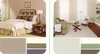 A natúr színek bármilyen kiegészítő árnyalatok hozzáadásával tökéletesek.