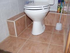 WC öblítő másképpen