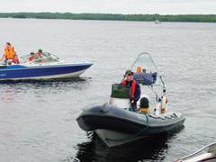 Csónak kiválasztása
