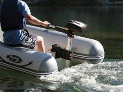 Elektromos csónakmotorok