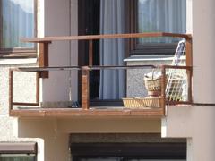 Erkély-, erkélykorlát felújítása