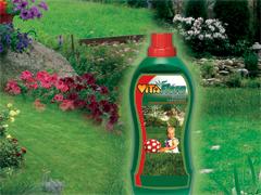 A fű biztonságos tápanyagellátása