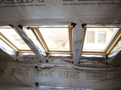 Beépített tetőterek, és ezek problémái