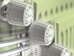 Energiatakarékos, kétcsöves fűtések szerelése termosztatikus radiátorszelepekkel