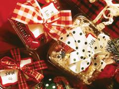 Karácsonyi készülődés - Csomagolás