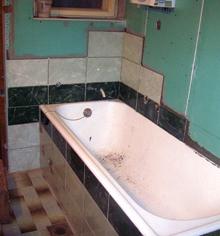 Fürdőszoba felújítás - Ezermester 2010/2