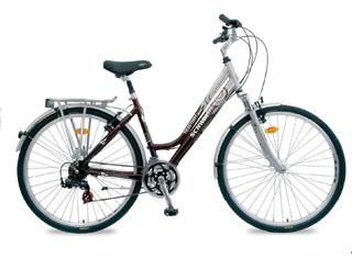 ATB kerékpár túrázáshoz, rossz útra is