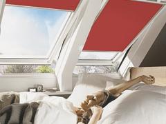 A tetőtéri ablakok árnyékolási lehetőségei