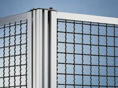 Táblásított kerítés elemek