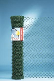 Igen esztétikusak az UV álló zöld műanyag bevonatú fonatok