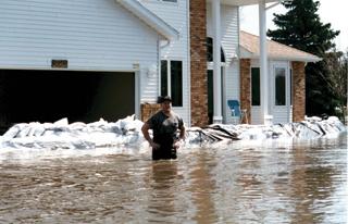Idén nagy árvizek voltak hazánkban