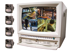 Kamerás megfigyelőrendszerek
