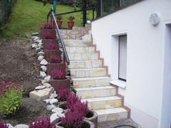 Lépcsők jellegzetességei