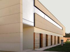 Üvegszállal erősített betonlemez