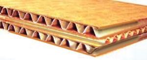 Az üreges hangszigetelő panelek hatásosságát a szerkezeti kialakítása biztosítja