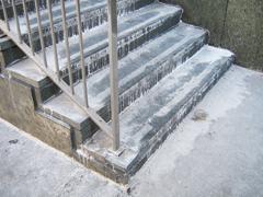 Környezettudatos jégmentesítés