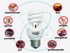 Life Light kompakt fénycső