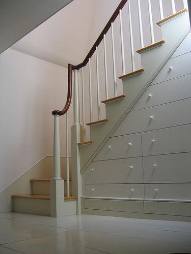 13 ötlet a lépcsők alatti terek hasznosítására - Ezermester 2011/4