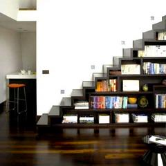 13 ötlet a lépcsők alatti terek hasznosítására