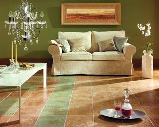 Egyedi mintás padlókhoz a színezett glettbetont érdemes használni (Art burkolat)