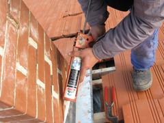 Újdonság a tetőn végzet munkákhoz