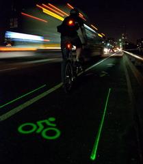 Látni és látszani a biciklin
